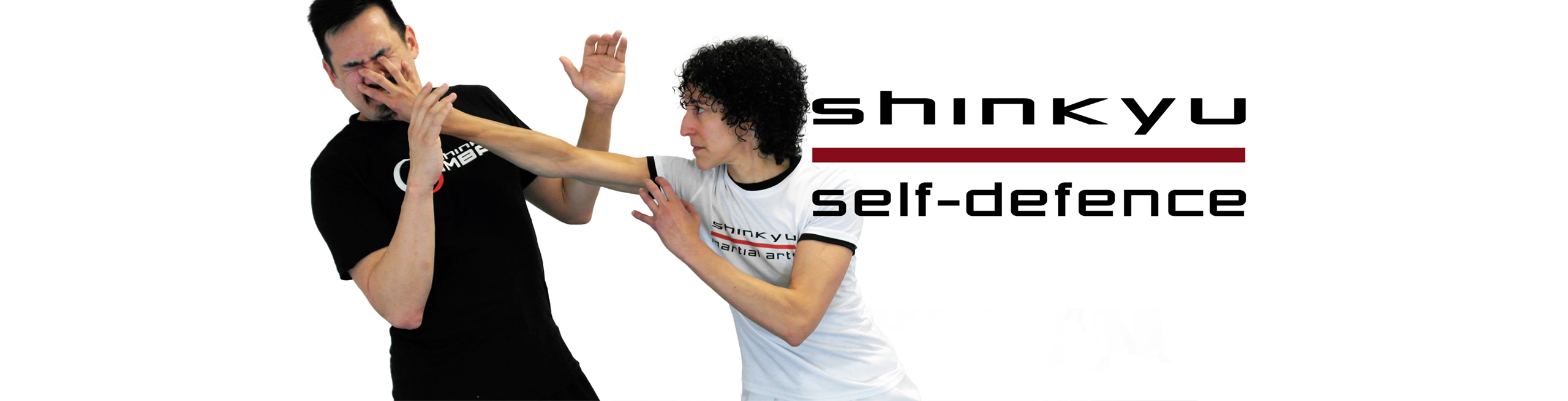 martial arts website self defence slider