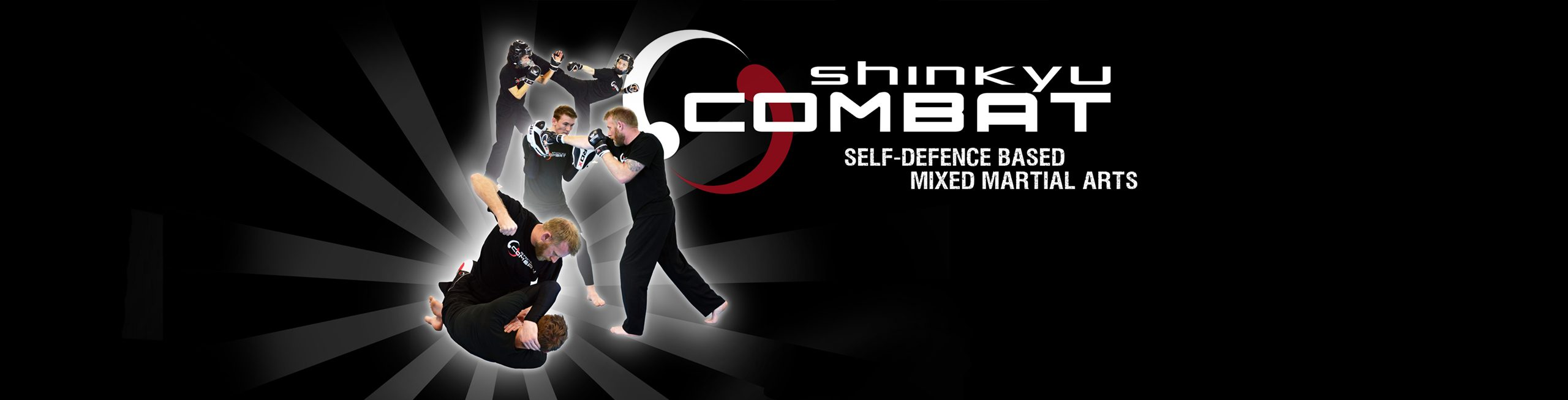 martial arts website combat slider v1